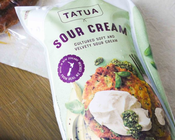 Tatua New Zealand Sour Cream